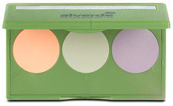 alverde Color-Correcting-Palette