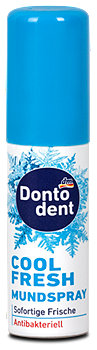 Dontodent Cool Fresh Mundspray