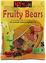 My E. bio Fruity Bears Fruchtgummi