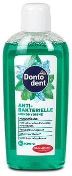 Dontodent Antibakterielle Mundspülung