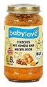 babylove Babymenü Couscous mit Gemüse und Hackfleisch
