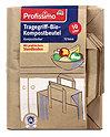 Profissimo Tragegriff-Bio-Kompostbeutel 10 Liter
