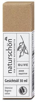alverde naturschön Gesichtsöl Olive