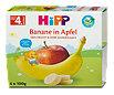 Hipp Fruchtmischung Banane in Apfel