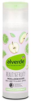 alverde Beauty & Fruity Mizellenwasser