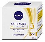 Nivea Anti-Falten + Vitalität Tagespflege 55+