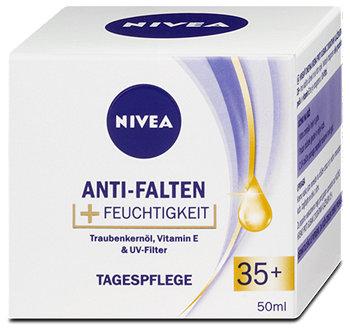 Nivea Anti-Falten + Feuchtigkeit Tagespflege 35+