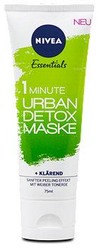 Nivea Essentials 1 Minute Urban Detox Maske