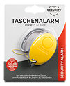 Security Taschenalarm sort.