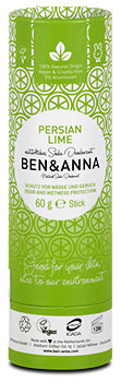 Ben & Anna Natürliches Soda Deodorant Persian Lime