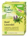 Salus Kraft der Natur Kräutertee Hanf Lavendel