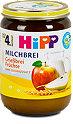 Hipp Milchbrei Grießbrei Früchte