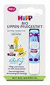 Hipp Babysanft Bio Lippen-Pflegestift Ultra-Sensitiv sort.