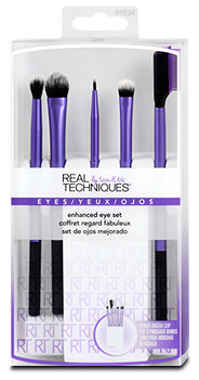 Real Techniques Augen-Make-up Pinselset