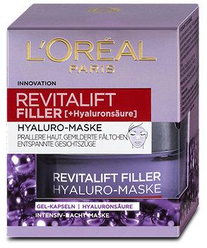 L'Oréal Paris Revitalift Filler [+Hyaluronsäure] Hyaluro-Maske