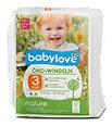 babylove nature Öko-Windeln Gr. 3 (4-9 kg)