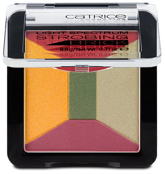 Catrice Puder Highlighter Light Spectrum Strobing Brick
