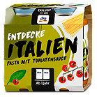 Alete Entdecke Italien Pasta mit Tomatensauce