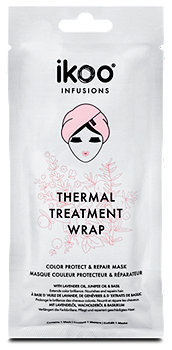 ikoo Infusions Thermal Treatment Wrap Haarmaske