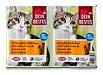 Dein Bestes Katzensnack Knabber-Stäbchen mit Huhn & Ente