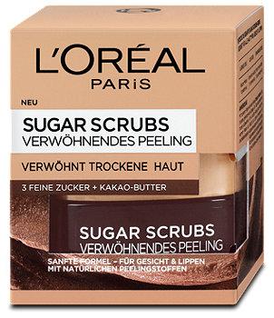 L'Oréal Paris Sugar Scrubs Verwöhnendes Peeling
