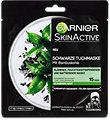 Garnier SkinActive Schwarze Tuchmaske Tee