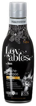 Lovables Wäsche-Shampoo Feinwaschmittel Seductive Darks