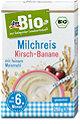 dmBio Milchreis Kirsch-Banane