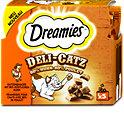 Dreamies Deli-Catz Katzensnacks Huhn