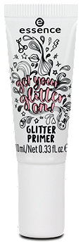essence get your glitter on! Glitzer Primer