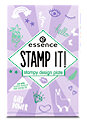 essence Stamp It! Design Schablone