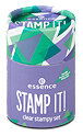 essence Stamp It! Transparentes Nagellack Stempel Set