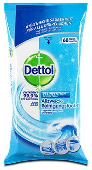 Dettol Allzweck-Reinigungstücher