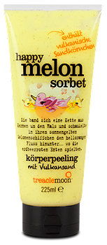 treaclemoon Körperpeeling happy melon sorbet