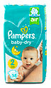 Pampers baby-dry Windeln Gr. 2 (4-8 kg)