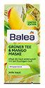 Balea Grüner Tee & Mango Maske