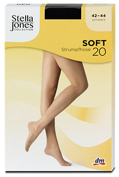 Stella Jones Soft Strumpfhose 20 DEN
