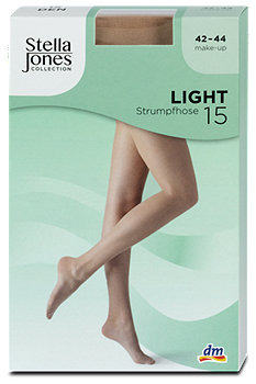 Stella Jones Light Strumpfhose 15 DEN