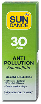 SUNDANCE Anti-Pollution Sonnenfluid LSF 30