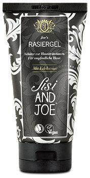 Sisi and Joe Joe's Rasiergel mit Edelweiß
