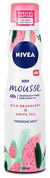 Nivea Body mousse Wild Raspberry & White Tea