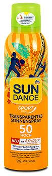 SUNDANCE Sport plus Transparentes Sonnenspray LSF 50