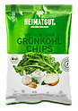 Heimatgut Grünkohlchips Sour Cream & Onion