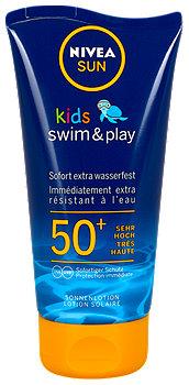 Nivea Sun Kids Schutz & Schwimm Sonnenlotion LSF 50+