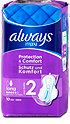 always maxi Protection & Comfort Long Binden mit Flügel