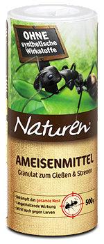 Naturen Ameisenmittel Granulat zum Gießen & Streuen