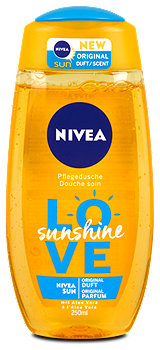 Nivea Pflegedusche Love Sunshine