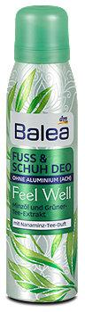 Balea Fuß & Schuh Deo Feel Well