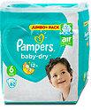 Pampers baby-dry Windeln Gr. 6 (13-18 kg) Jumbo+ Pack