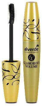 alverde Mascara Glamorous Volume